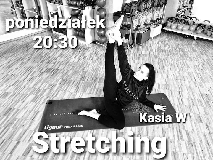 Zapraszamy na stretching!