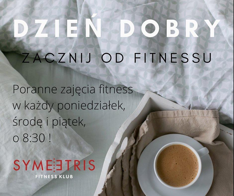 Poranny fitness